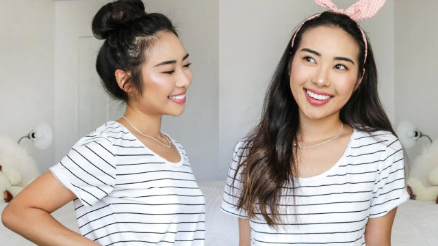 lazy hairstyles: 4 hairstyles for lazy mornings – luxy hair