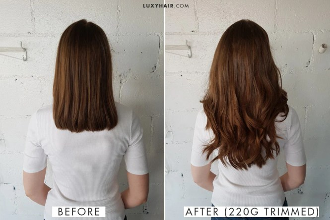 Clip in extension for short hair the best hair 2017 2 ways to braid your hair with extensions for thin pmusecretfo Gallery