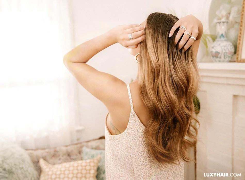 Hair suncreen