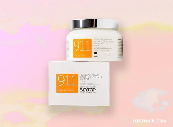 Biotop 911 Hair Mask Quinoa