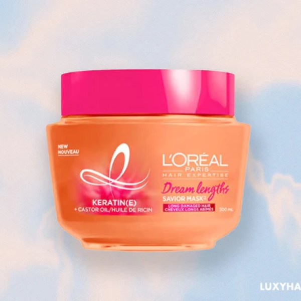 L'Oreal Paris Dream Lengths Mask Treatment for Long Hair