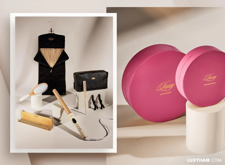 Luxy Hair Gift Guides