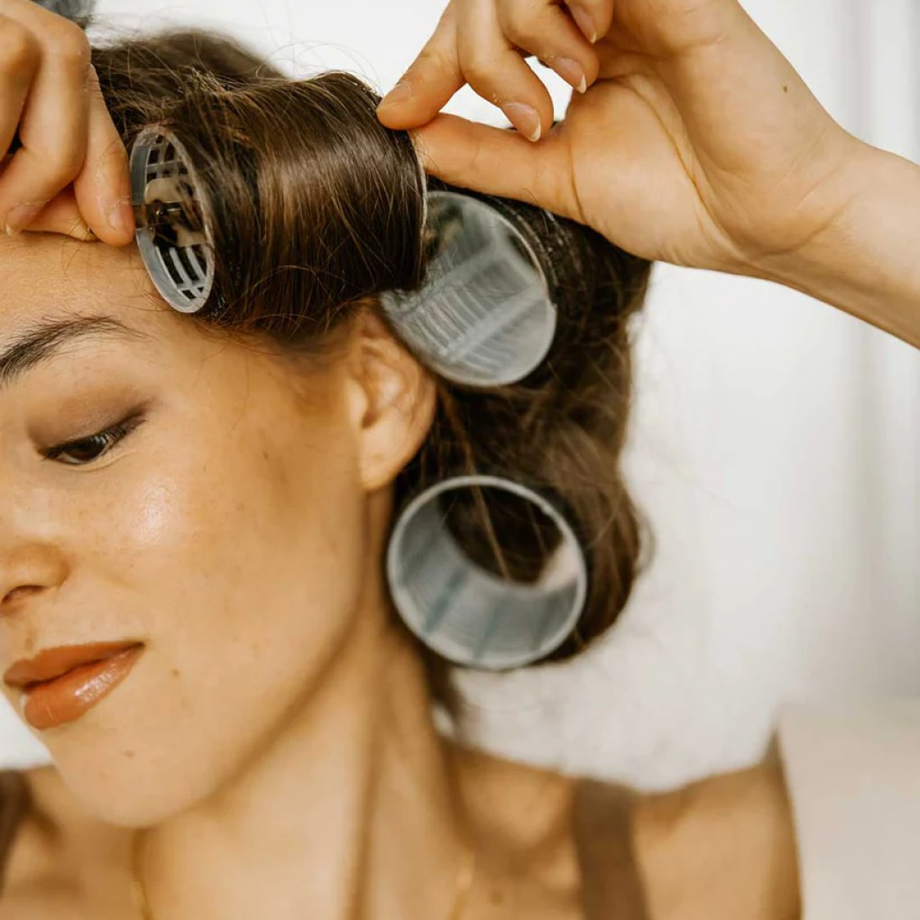 luxy hair velcro rollers