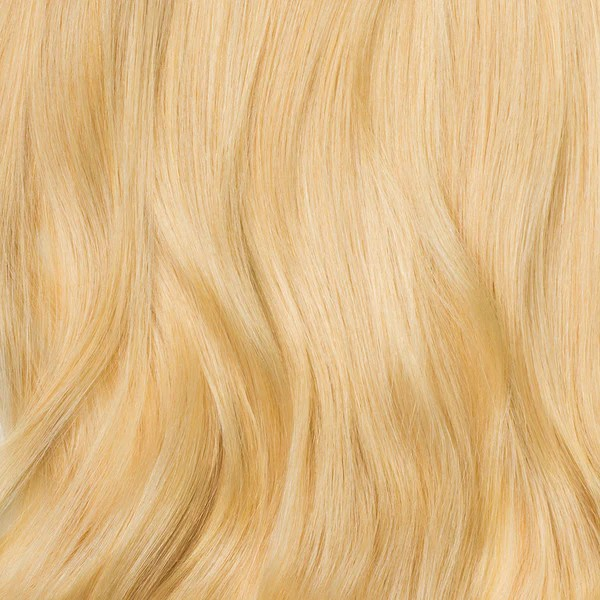 Clip In Hair Extensions Bleach Blonde Color 613 220
