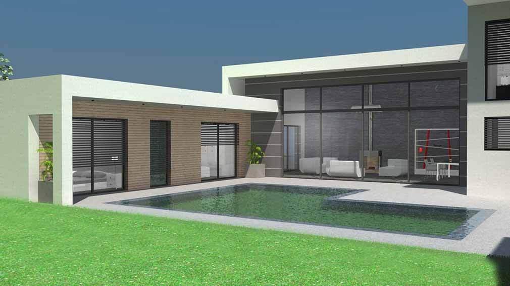 Maisons Contemporaines Plan Maison Architecte