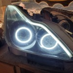 Infiniti G37 06 15 Headlights Fitted Labs
