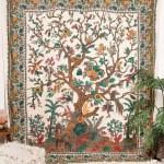 Eternal Tree Of Life Tapestry