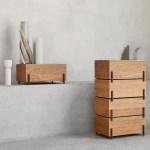 Stack Storage Boxes Med Lag 3 Stk Opbevaringsbokse Kristina Dam Studio Dk