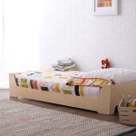 Low Montessori Floor Bed For Toddlers Sprout