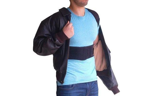 Magnetic Posture Corrective Therapy Back Brace For Men & Women fits under your clothes