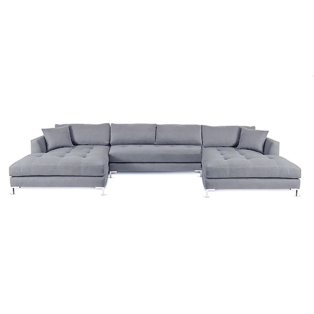 Decenni Divina Ii U Shape Sectional By Los Angeles Custom Furniture