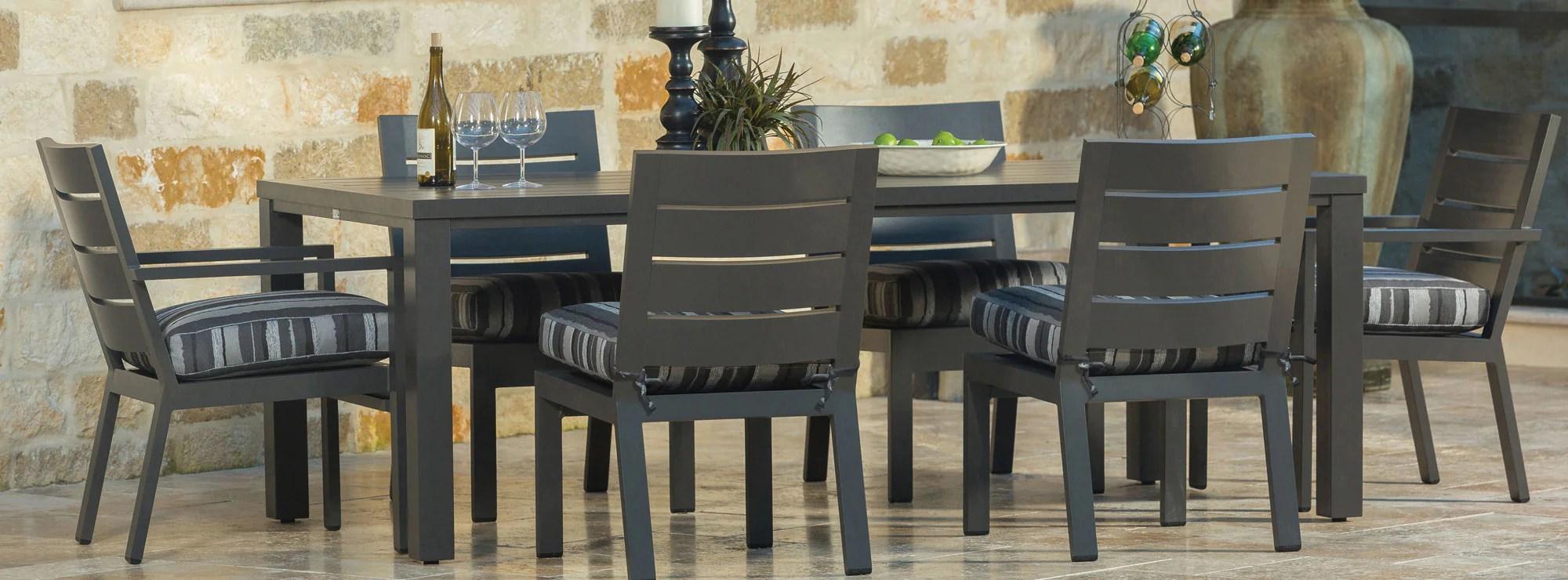 palermo patio dining set