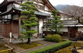 comment sont les maisons japonaises