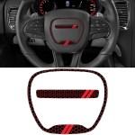 2014 2020 Dodge Durango Steering Wheel Emblem Badge Gridready