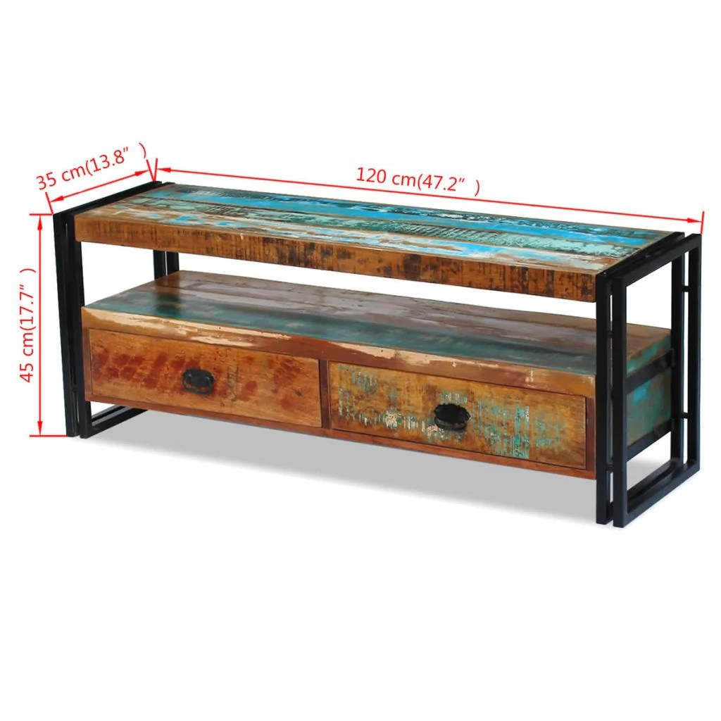 meuble tele buffet tv television design