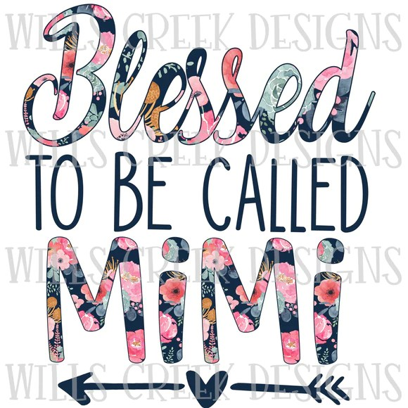 Download Blessed to be Called MiMi Digital Download - Wills Creek ...