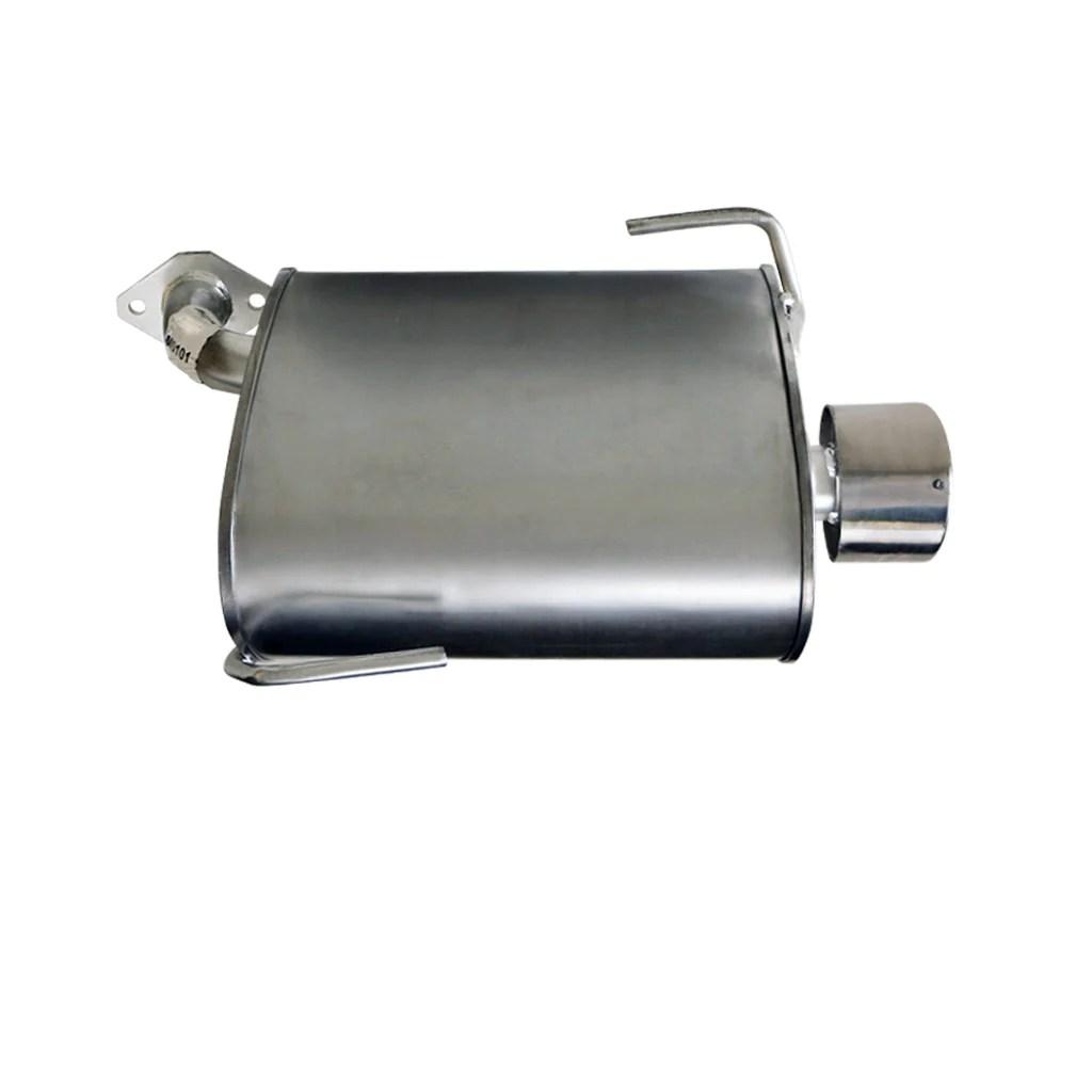dandy exhausts