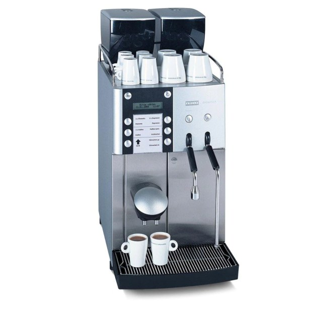 Franke Evolution 1 Step — CoffeeAM