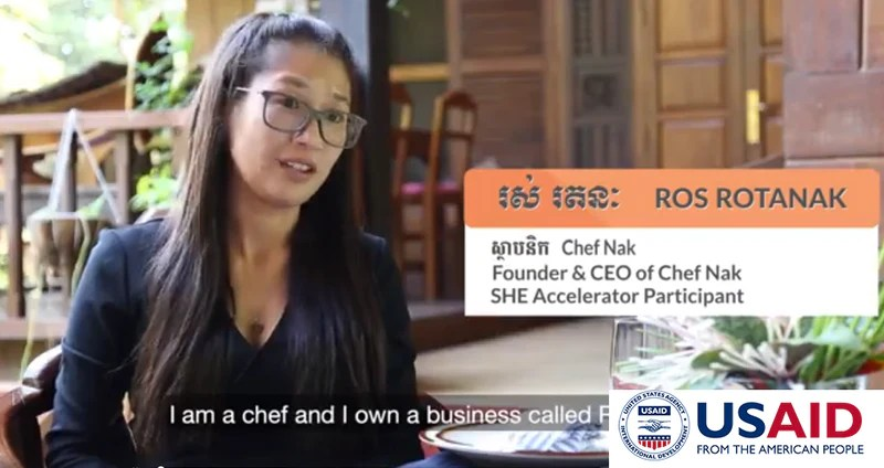 USAID - Development Innovations Cambodia