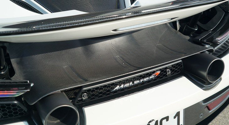 novitec cover exhaust tailpipes mclaren 720s coupe spider royal body kits