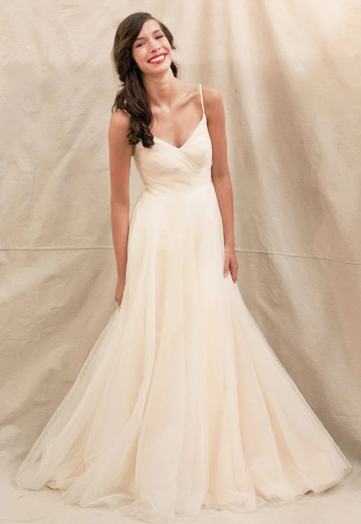 Duchess Ivy and Aster gown bridal dress