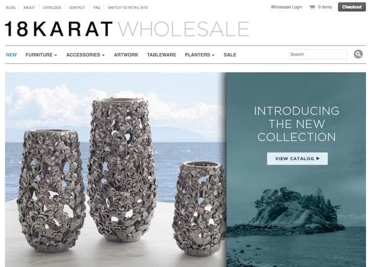 18 Karat Wholesale