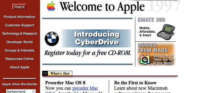 Apple - 1997
