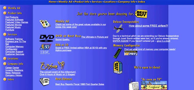 Best Buy - 1997