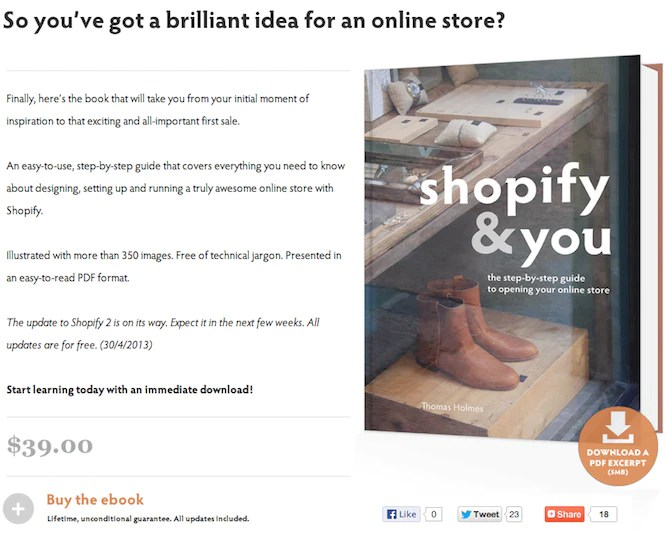 10. Make it Easy for Customers to Share and Pin Your Products