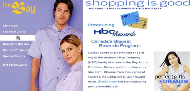 The Hudsons Bay Company - 2001