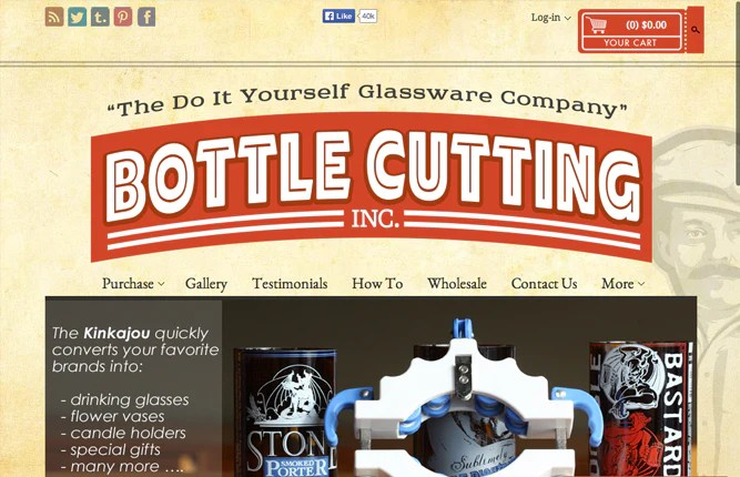 Bottle Cutting Inc