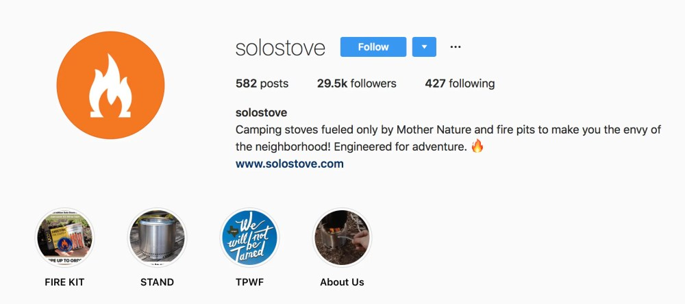 instagram bio highlights