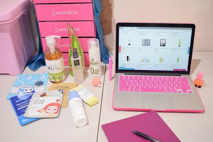 MISHIBOX Korean Beauty Subscription Box
