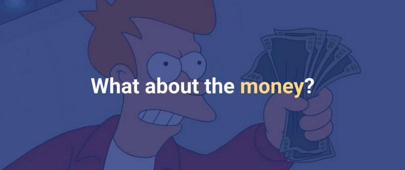 그 돈은 어쩌고?