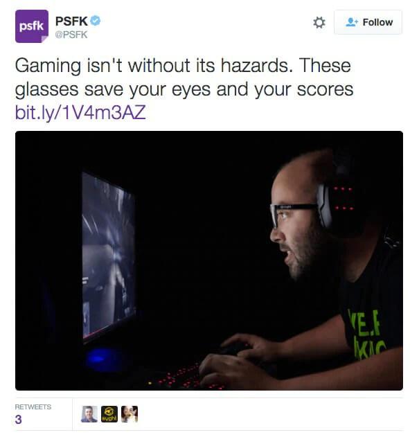 PSFK Twitter post