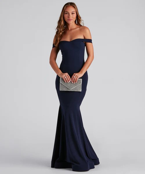Rochelle Formal Fantasy Mermaid Dress | Windsor