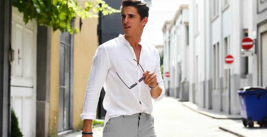 How to Wear Dress Shirts in Summer