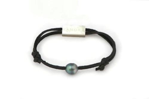Tahitian pearl bracelet gift