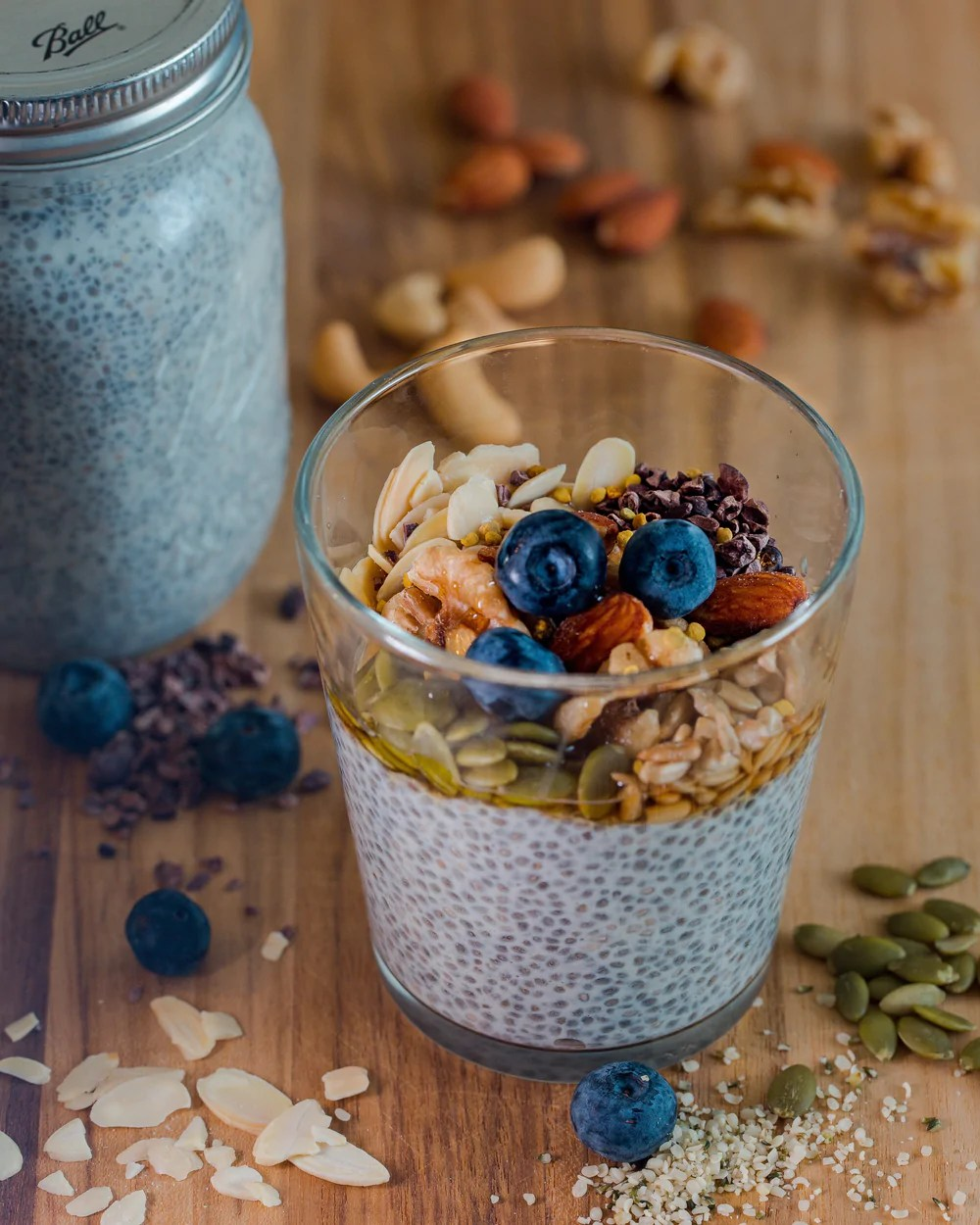 14 Fun Facts About Chia Seeds Milk Honey Nutrition