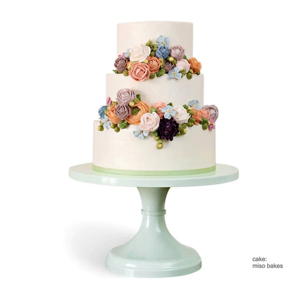 Sarah s Stands   Cake stands for wedding cakes and yummy goodies Mint Green Wedding Cake Stand