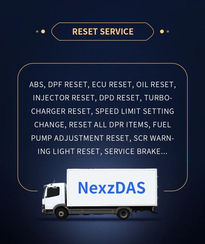 Reset Service