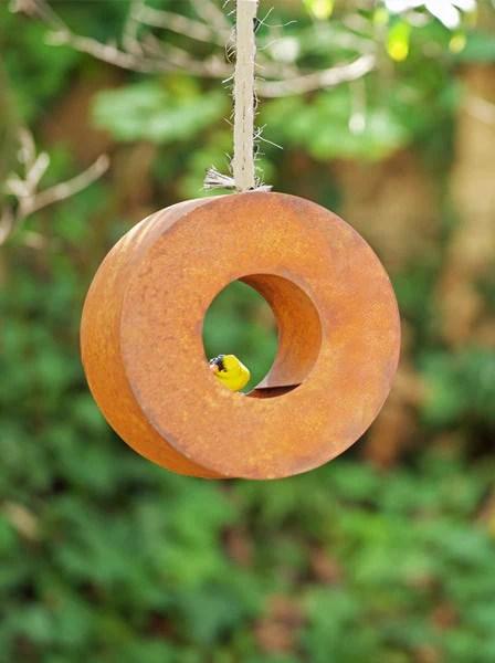 Hanging Bird Cafe Terrasculpture Terratrellis