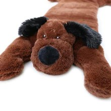 Load image into Gallery viewer, Huggaroo Puppy Weighted Lap Pad HWLP1DBP 855448007155