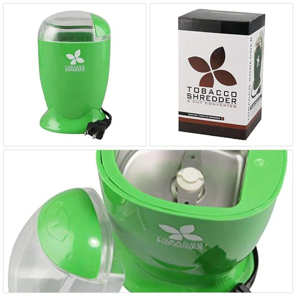 hbi herbal shredder