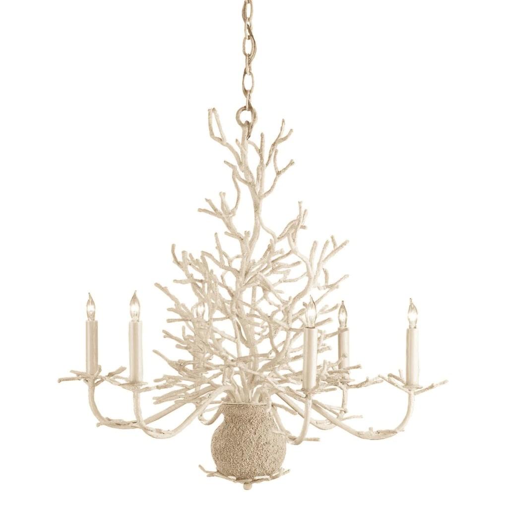 coastal chandeliers iron rope