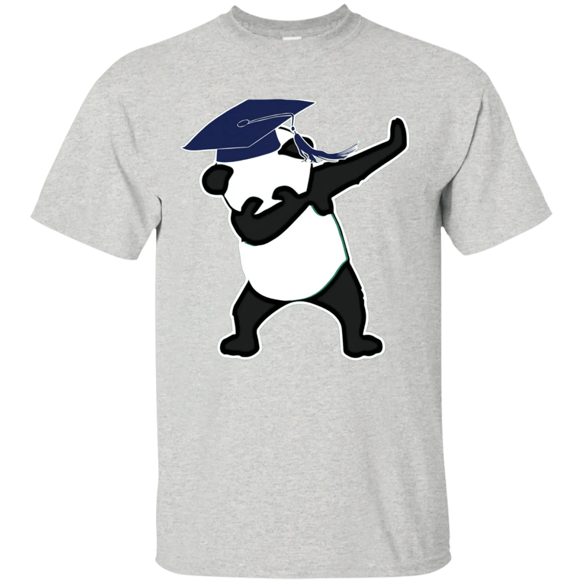 Cover Your Body With Amazing The Dabbing Panda Graduation
