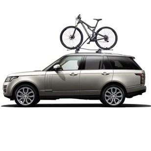 genuine lr roof bike carrier 2 styles