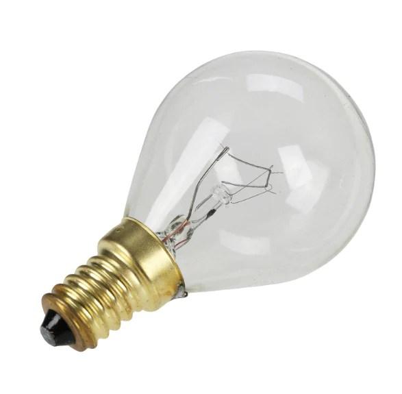e14 bosch 40w ses 240v round 300deg oven lamp bulb major appliances major appliances parts accessories