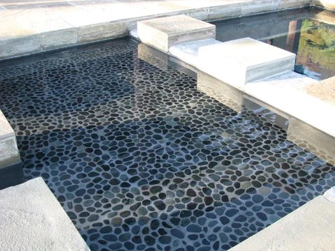 how does pool tile measure up to the