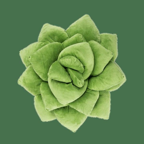 succulent pillow flower plush cushion